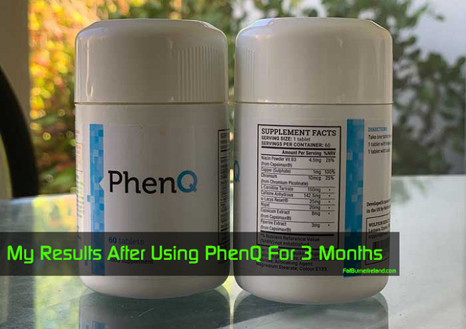 My Results After Using PhenQ For 3 Months